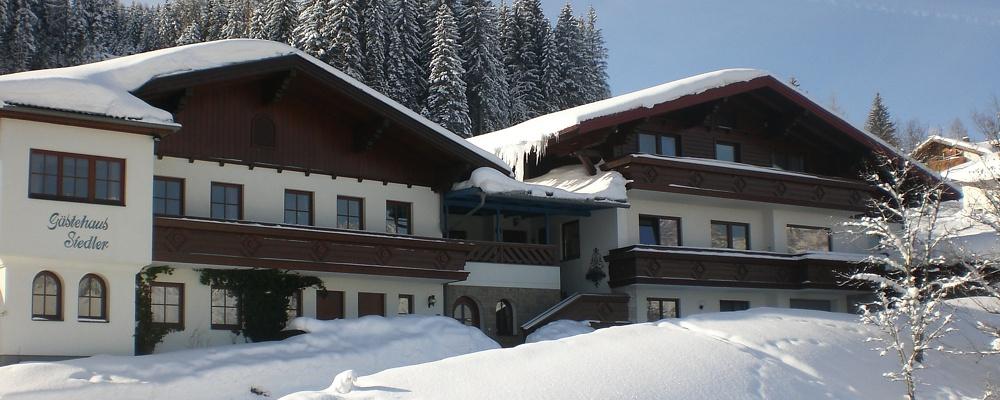 Gästehaus Siedler Rohrmoos